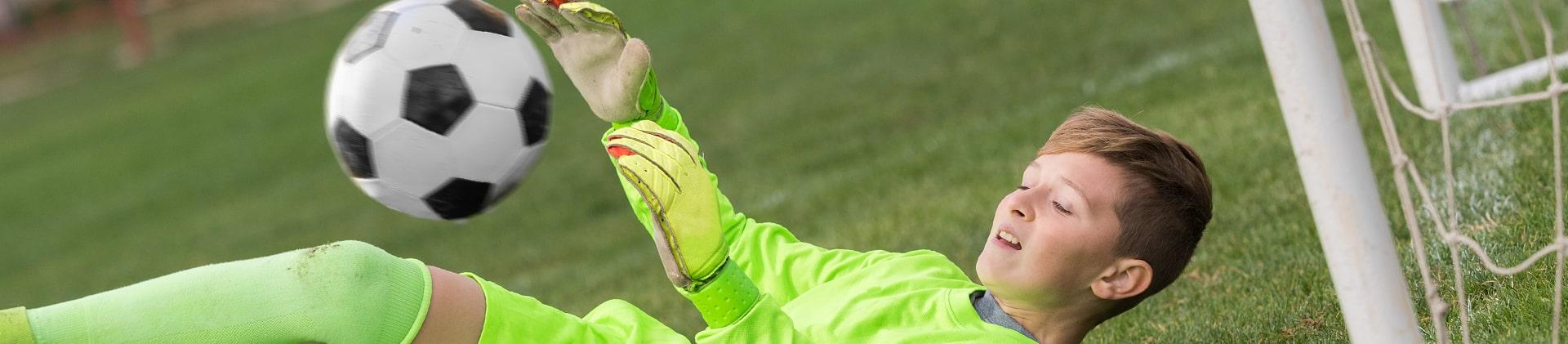 Goalkeeper Skills Camp